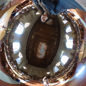 New York Public Library #theta360