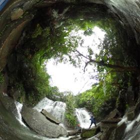 2018/11/02 西表島・ガイドにおまかせツアー【マングローブカヌー&滝遊び】 181102(6)