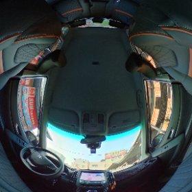 2015 Luxgen U6 1.8 ECO Hyper 內裝環景@三力汽車