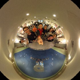 We are raindy! #rain3d #rainconference #harvestkidz #ccwmoments #raindown #theta360