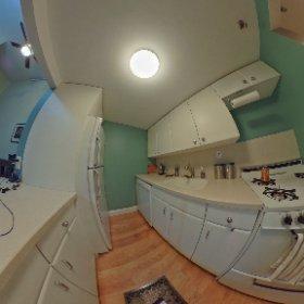 Hoboken 80 Park Ave kitchen