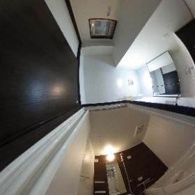 チェチーリア 701号室 洗面・浴室