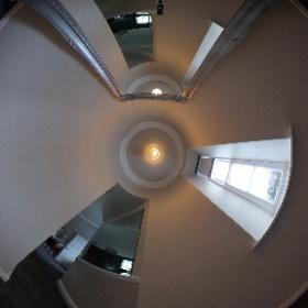 Kincaid Bridal suite turret #theta360 #theta360uk