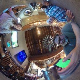At  Trek Winery in Novato, CA
