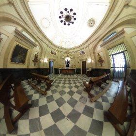 Capilla del Medinaceli, Iglesia Mayor, Iglesia de San Juan Bautista http://www.dechiclana.com/item/iglesia-de-san-juan-bautista/ Jesús Cautivo y Rescatado (Jesús de Medinaceli) #Chiclana #ChiclanadelaFrontera #theta360
