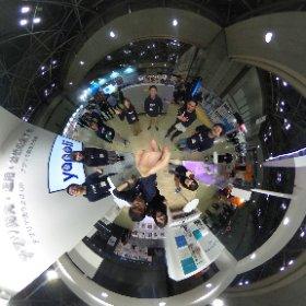 #マーケティングテクノロジーフェア 終了!お疲れ様でした! #DroidKaigi #yappli #snow3d #theta360