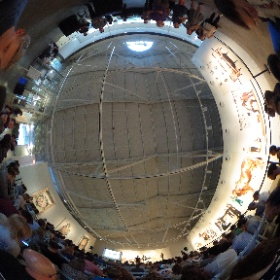 First speaker of the night, Animator/Cartoonist, Kevin Vassey. He was awesome. #CreativeJam #Adobe #theta360