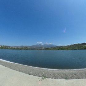 Oso Lake Spillway #theta360