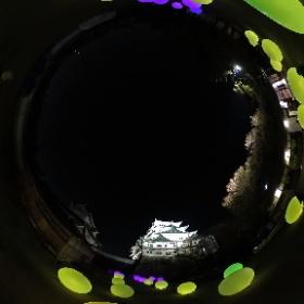 チームラボ 浮遊する、呼応する球体 – 名古屋城  #チームラボ #浮遊 #球体 #名古屋城