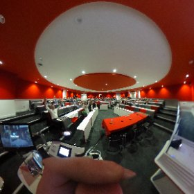 Thanks to my wonderful #udigcap audience today and the fantastic @ucisa_dcg #360selfie #theta360