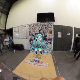 けものフレンズLIVE記念撮影! #Miku360 #けものフレンズLIVE #theta360