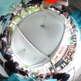 Taste of Tribeca 2017. The V.I.P. Tent #theta360