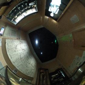 The Mummy Room at Swansea Museum #theta360
