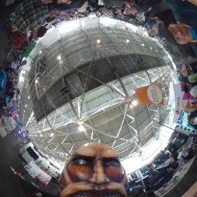 @sanbarex #CaptureTheTitan #theta360 #JPopSummit2015 kodanshacomics.com