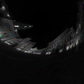 La magia in Piazza del Duomo a Lecce #firefly3d #theta360