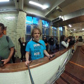 Brewery tour time at MillerCoors. #theta360