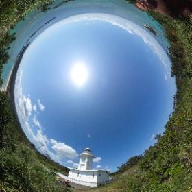 瀬嵩崎灯台