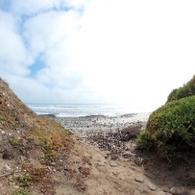 Trail 4 Secret Spot #theta360
