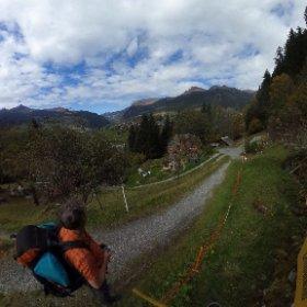 Halten  - Grindelwald #theta360