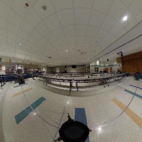 North Grove - Cafeteria #theta360