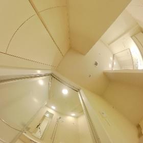 パークタワー晴海 2LDK バスルーム