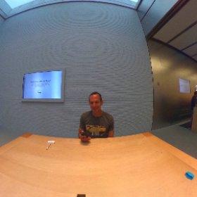 #AppleStore360 iPad unboxing #theta360