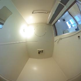 コーポマリン201 (浴室)