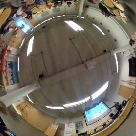 #OpenGenova #InternetDay2016 inervento di Enrico Alletto all'Internet Day 2016 alla Biblioteca De Amicis a Genova #theta360