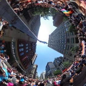 #NYC #Pride2016 #theta360