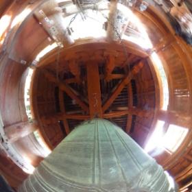 長命寺の鐘楼