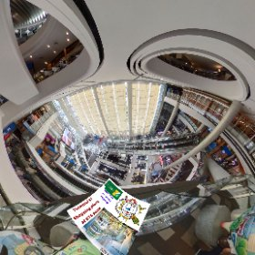 Terminal21 or T21 Shopping Plaza in Bangkok  top Tourism spots, each floor country theme (Photo mania) interchange of skytrain and subway, SM hub http://goo.gl/vkalV6 BEST HASHTAGS #Terminal21Bkk  Industry #BkkShoppingC #theta360