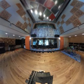 Studio 2 - Oscilloscope Laboratories Live Room