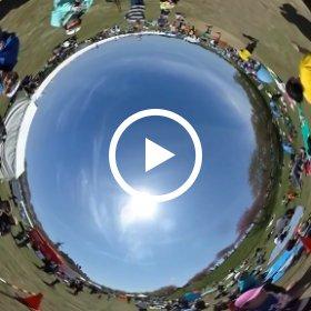 #東北風土2016 マラソン 折り返し地点 360°動画 #GenkiTohoku まとめ画像はこちら http://i.ktri.ps/genkitohoku #theta360