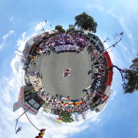 2017 Gay Parade Costa Rica #theta360