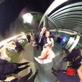 #TheOscarGoesToKelly, Oscar Kelly Wedding, Palm Springs, The Avalo,  #theta360