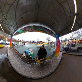 Fun at the Fair #theta360 #theta360uk