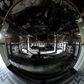 Sala cuptoarelor - Crematoriul Cenusa
