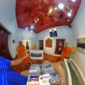 Sunthon Phu Muesum famous Poet located inside temple Wat Thepthidaram in old Bangkok city called Rat-tana-ko-sin, SM hub https://goo.gl/z81szw BEST HASHTAGS #SunthonPhuMuseum  #BangkokMuseum  #butterfly3d