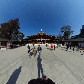 神奈川寒川町にある八方除けで有名な寒川神社に行ってきました。 家内安全とザッツ川口のさらなる飛躍を祈願。皆様にとっても素晴らしい一年になりますように。