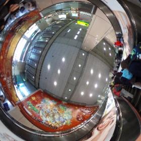 MRT Longest Escalator