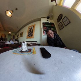 theta again. love it. love him. #theta360