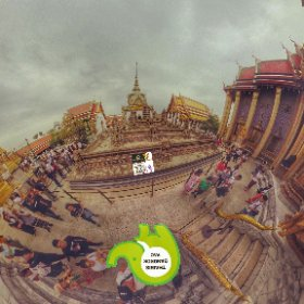 360 Spherical Gee team brief visit late in the day to the Grand Palace one of Bangkok's most popular destinations, our pics n vids  https://goo.gl/v8fcf7 BEST HASHTAGS  #BkkGrandPalace  #BkkCultural  #butterfly3d #theta360