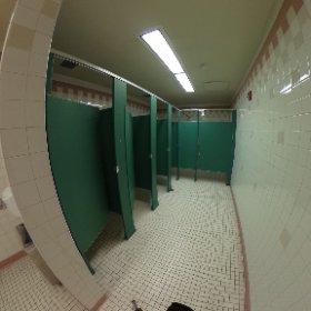 Pacifica High School - women's bathroom