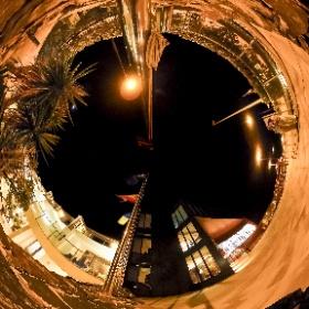 R2 Bahia Design Hotel  by Night - Tarajalejo (Fuerteventura) - Karin Schiel Fotografie - #Fotograf #Stuttgart #360° #Rundumbild  #theta360 #theta360de