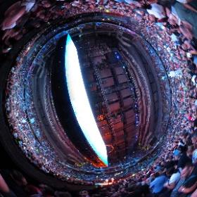 U2 Madrid 21/09 Summer Of Love 360° photo #U2eiTour