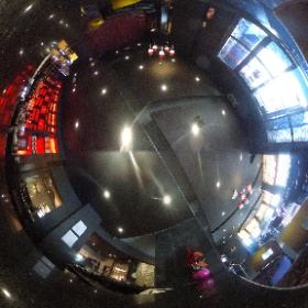 Ming Moon Chinese Restaurant & Bar (Wolverhampton) Cocktail Bar #theta360