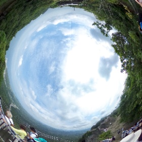 鋸山 #nokogiri #鋸山 #theta360