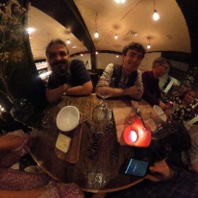 A selection of Healthy Gamers at Color Kitchen, Utrecht ahead of @G4HEU #theta360
