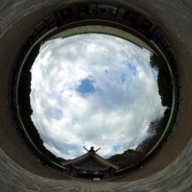 #千葉縣護国神社 #千葉県 #神社 #theta360