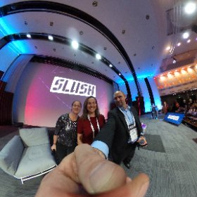 @ElinWallberg @martasjogren @sormuju in #slush2017 and really #xcited of #edtech. Thanks for Fireside chat 360😀 #theta360